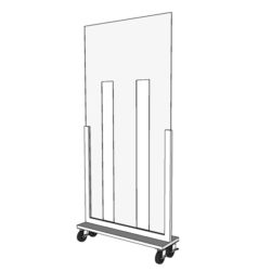 Portable Tailoring Divider