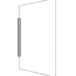 Magnet Shield (Render) - Showcase Acrylics
